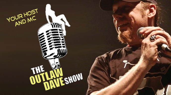 Host and MC Outlaw Dave